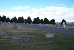 Minidoka Acequia Rupert Cemetery