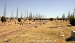 Desert View Cemetery