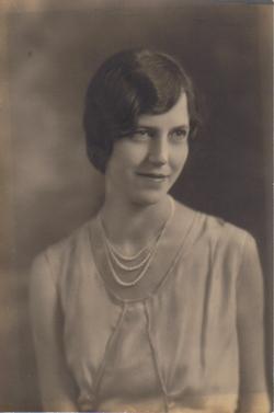 Ruth <i>Overman</i> Atkinson