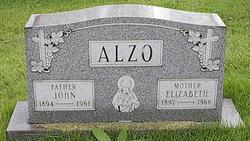 Elizabeth <i>Fencak</i> Alzo