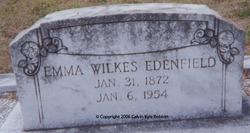 Emma <i>Wilkes</i> Edenfield