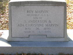 Roy Marvin