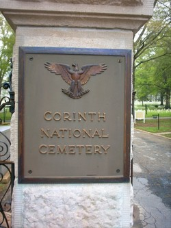 Corinth National Cemetery