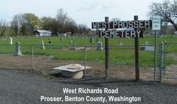 Prosser Pioneer Cemetery