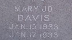 Mary Jo Davis