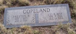 Preston B Copeland