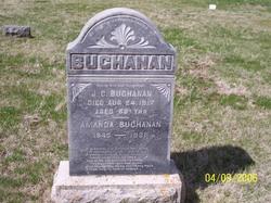 Amanda <i>Goforth</i> Buchanan