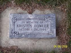 Kristen Fowler