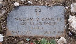 William O Davis, III