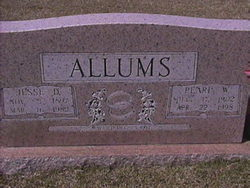 Jesse D. Allums