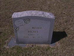 Ethel L. <i>Rhodes</i> (Bigbee) Butler