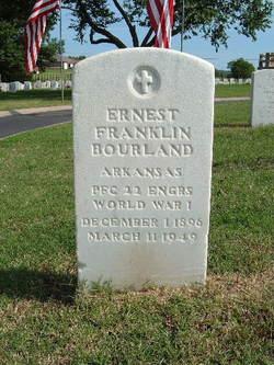 Ernest Franklin Bourland