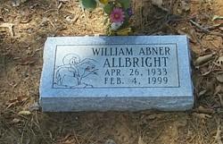 William Abner Allbright