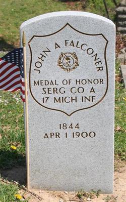 John A. Falconer