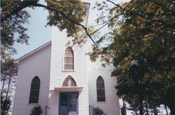 Saint Marys of Hannah Catholic Church Cemetery