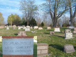 Highlandville IOOF Cemetery