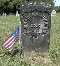 Jonathan Polk Jividen