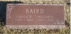 Gerada W <i>Plank</i> Baird
