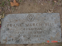 Frank March Bell