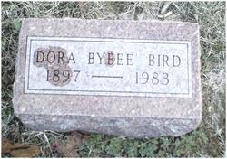 Dora Edith <i>Kays</i> Bybee Bird