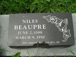Niles Beaupre