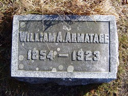 William A Armatage