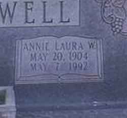 Annie Laura Bracewell