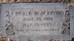 Elvin Neale Blackford