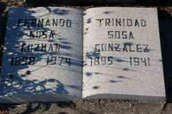 Trinidad Sosa Gonzalez