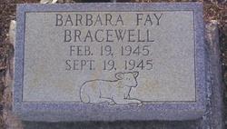 Barbara Fay Bracewell