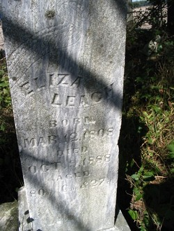 Eliza Leach