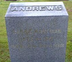 Carrie <i>Kaufman</i> Andrews