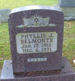 Phyllis J. Belmonte