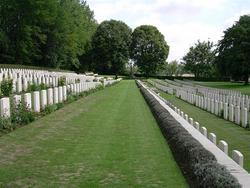 Contay British Cemetery