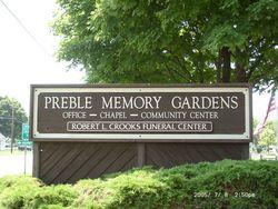 Preble Memory Gardens