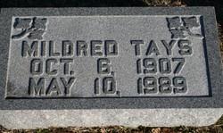 Mildred Katherine Tays