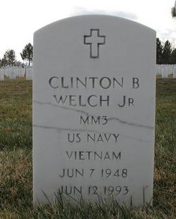 Clinton Ben Welch, Jr