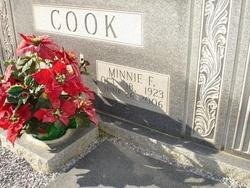 Minnie <i>Fordham</i> Cook