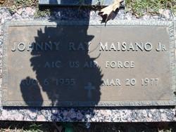 Johnny Ray Maisano, Jr