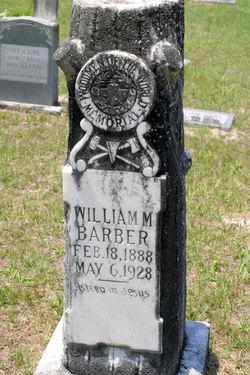 William Marvin Barber, Sr