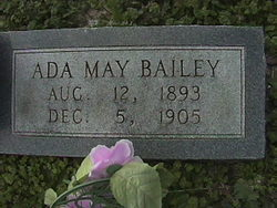 Ada May Bailey