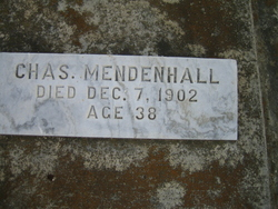 Chas. Mendenhall