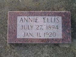 Annie Ellis