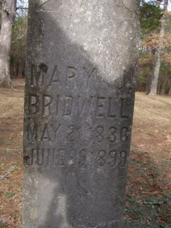 Mary J Bridwell