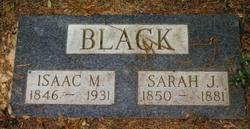 Isaac Marion Black