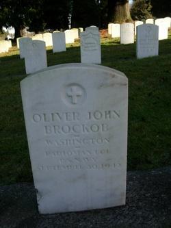 Oliver John Brockob