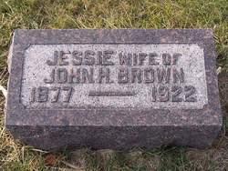 Jessie <i>Bull</i> Brown