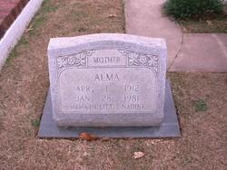 Alma Earles