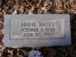 Addie Bates
