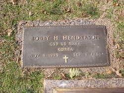 SMN Bobby H. Henderson